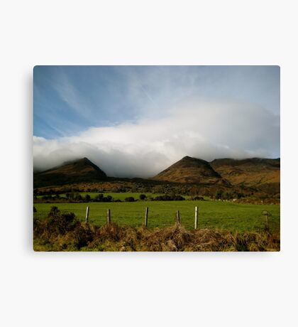 Irish Countryside Canvas Print