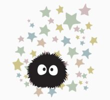 Soot Sprite with stars Kids Clothes