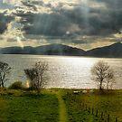 Loch Linnhe  by Lilian Marshall
