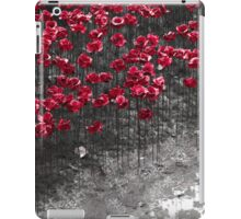 Blood Swept... iPad Case/Skin