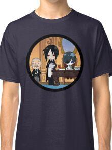 Black Butler Chibi Ending Scene Classic T-Shirt