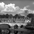 Aylesford Village, Kent by Chas Bedford