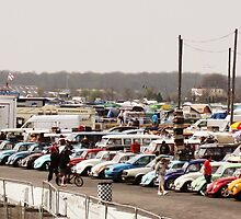 VW Rat-Look Line Up by Wishart