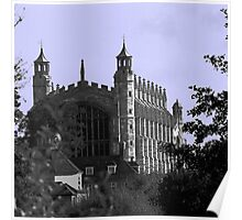 Eton College Chapel ( A View) Poster