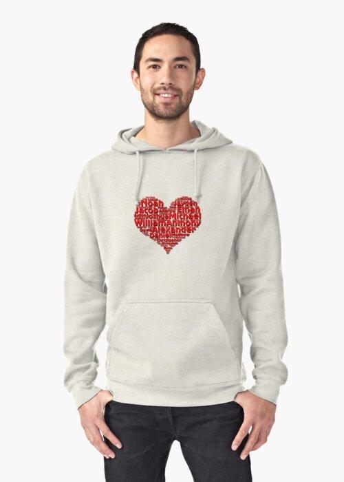 (I love) boys (T-Shirt) by Lenka