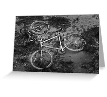Tricycle? Greeting Card