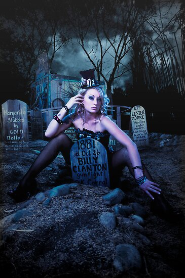 Undead by Neil Photograph
