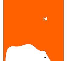 Hi by Craig Kirby