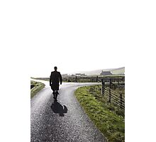 Groom at cross-roads Photographic Print