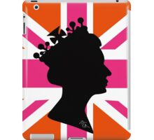 GOD SAVE THE QUEEN! iPad Case/Skin