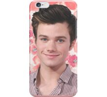 Chris Flower iPhone Case/Skin