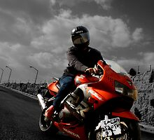 Never know speed kills by Hazem Shehab