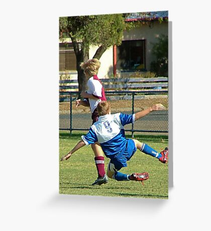 World Cup? Greeting Card