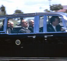 A President, Prime Minister and Premier,Sydney, NSW., Australia (1966) by Adrian Paul