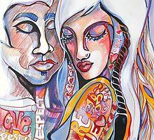 Virtue...With Stars in Her Eyes by Reynaldo