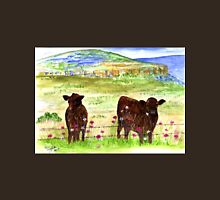 Cows in the field Unisex T-Shirt