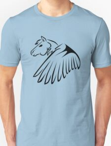 Tribal Pegasus T-Shirt