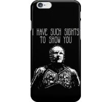 Hellraiser - Pinhead iPhone Case/Skin