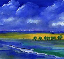 Blue by Elizabeth Kendall