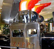 The 1947 Zippo Car by Hope Ledebur