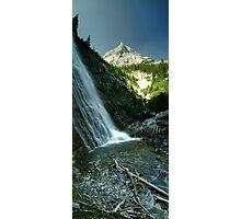 Ribbon Falls Photographic Print