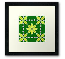 A life was but a flower Framed Print