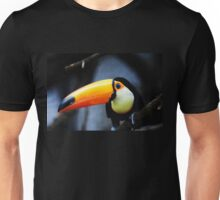 What Did You Say? Toco Toucan Unisex T-Shirt