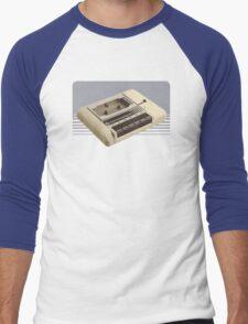 The Power of the Datassette Men's Baseball ¾ T-Shirt