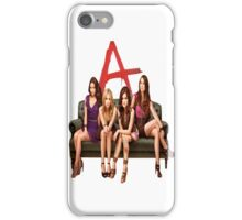 Pretty Little Liars Group iPhone Case/Skin