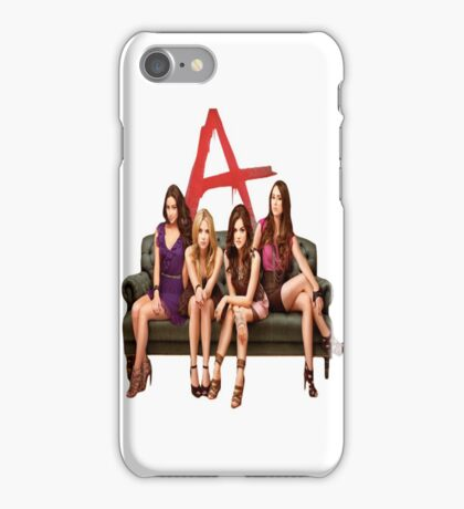 Pretty Little Liars Group iPhone Case/Skin