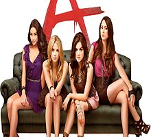 Pretty Little Liars Group by lottieelizabeth