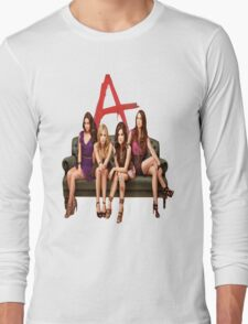 Pretty Little Liars Group Long Sleeve T-Shirt
