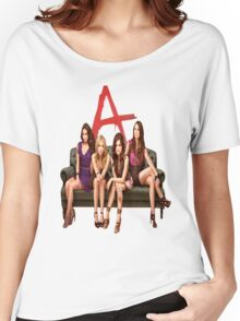 Pretty Little Liars Group Women's Relaxed Fit T-Shirt