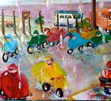 Rush Hour by sandhill