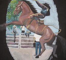 Kimberley Rodeo by Jennifer Heseltine