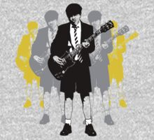 Taking the Lead - Angus Young Kids Clothes