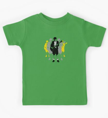 Taking the Lead - Angus Young Kids Tee