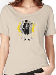 Taking the Lead - Angus Young Women's Relaxed Fit T-Shirt