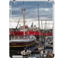 South Harbour, Blyth iPad Case/Skin