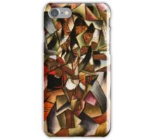 Naomi Campbell iPhone Case/Skin