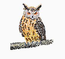 Triangle's owl~ Unisex T-Shirt