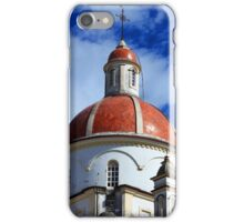 Dome of La Matriz Church iPhone Case/Skin