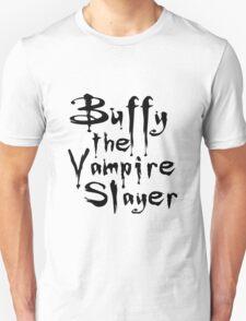 Buffy The Vampire Slayer T-Shirt