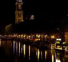 Westerkerk by Mike Stone