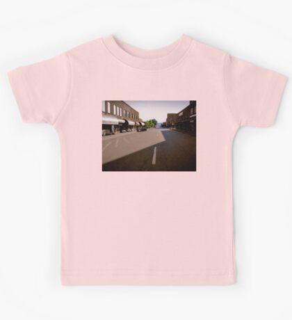 Staggering Street Shadow Kids Tee