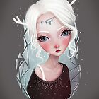 Ice Princess by annawintery
