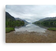 Loch Shiel, Scotland, Canvas Print