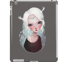 Ice Princess iPad Case/Skin
