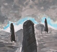 The Ring of Brodgar Sticker