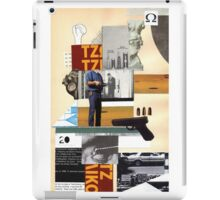 ~murder on the line iPad Case/Skin